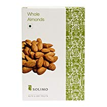 Get Min 25% Off on Solimo Dry Fruits and Nuts at Rs 105 | Amazon Offer