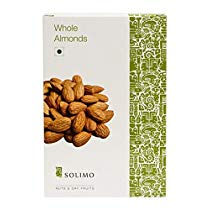 Get Min 30% Off on Solimo Dry Fruits at Rs 240   Amazon Offer