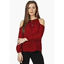 Get Min 60% off on Women's Tops, T-Shirts & more: UCB, Allen Solly, USPA & more at Rs 347 | Amazon