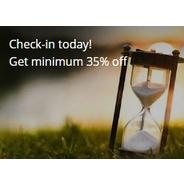 Get Minimum 35% OFF on Hotels   oyorooms Offer