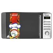 Get Mitashi 20 L Convection Microwave Oven (MiMW20C8H100, Black) at Rs 6998 | Flipkart Offer