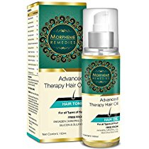 Get Morpheme Advanced Therapy Hair Oil 100ml (Anti Hair Fall at Rs 325 | Amazon Offer