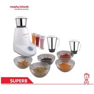Get Morphy Richards Superb 500-Watt Mixer Grinder at Rs 2099 | Amazon Offer