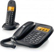 Get Motorola Cl101| Black Corded & Cordless Landline Phone at Rs 2501 | Flipkart Offer