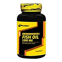 Get MuscleBlaze Fish Oil (1000 mg) 100 capsules at Rs 489 | Amazon Offer