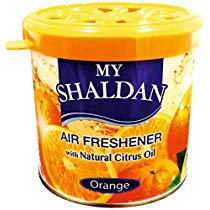 Get My Shaldan Orange Air Freshener at Rs 278 | Amazon Offer