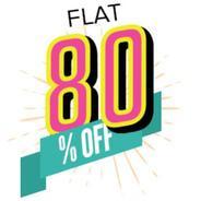 Get Myntra Fashion Sale Flat 80% OFF | Myntra Offer
