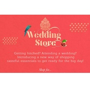 Get Myntra Weeding Store - Great Discount on All Fashion & Accessories | Myntra Offer