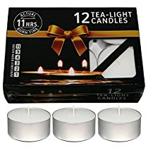 Get Nanki Trades Wax Tea Light Candle at Rs 159 | Amazon Offer