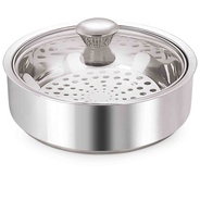 Get Nano Nine SS Roti Saver small with coaste Casserole (1150 ml) at Rs 369 | Flipkart Offer