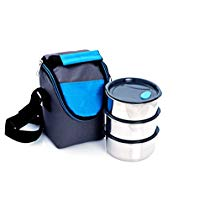 Get NanoNine AirTight Stainless Steel Lunch Pack with Airvent L at Rs 449 | Amazon Offer