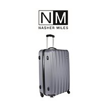 Get Nasher Miles: Heavy Luggage trolleys starting at 2400 at Rs 2499 | Amazon Offer