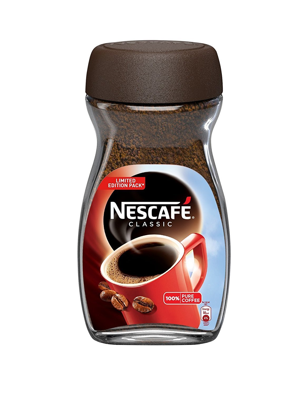 Get Nescafé Classic Jar Limited Edition Pack, 200g with Free Sugar Pot at Rs 429   Amazon Offer