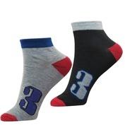 Get Neska Moda Men & Women Solid Ankle Length Socks (Pack of 2) at Rs 129 | Flipkart Offer