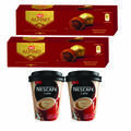 Get Nestle ALPINO Chocolate 5-Bonbon Pack + NESCAFE Latte Xpress Coffee Cup Pack- Pack of 2 at Rs 16
