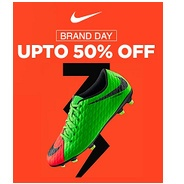 Get Nike Collection Upto 50% OFF | Jabong Offer