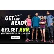 Get Nike Running Shoes Store Minimum 40% OFF | Jabong Offer