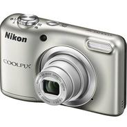 Get Nikon Coolpix A10 Point & Shoot Camera (Silver) at Rs 5190 | Flipkart Offer
