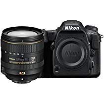 Get Nikon D500 20.9MP Digital SLR Camera (Black) with AF-S DX 16-80 f/2.8-4E ED VR Lens and 64 GB Hi