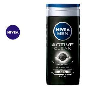 Get Nivea Men Active Clean Shower Gel 250 ml      at Rs 149 | Amazon Offer