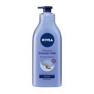 Get Nivea Smooth Milk Body Lotion For Dry Skin 400ml at Rs 245 | Amazon Offer