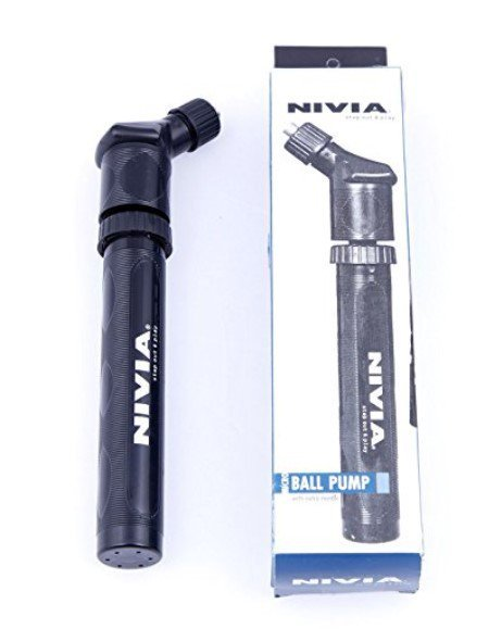 Get Nivia Ball Pump Double Action      at Rs 189 | Amazon Offer