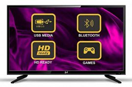 Get Noble Skiodo 32CN32P01 81cm (32 inches) HD Ready LED TV      at Rs 9990 | Amazon Offer
