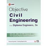 Get Objective Civil Engineering for Diploma Engineers 2016 Paperback at Rs 64 | Amazon Offer