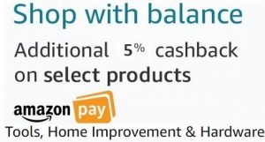 Get   on Shopping with  Pay Balance above  250 | Amazon Offer