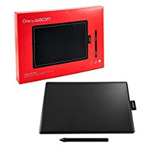 Get One by Wacom CTL 472K0CX Graphic Pen Tablet 6in x 3.7in with at Rs 3749 | Amazon Offer