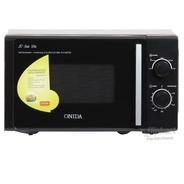Get Onida 20 L Solo Microwave Oven (MO20SMP11B, Black) at Rs 4398 | Flipkart Offer