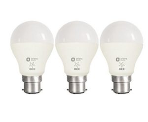 Get Orient Electric B22 7-Watt LED Bulb Pack of 3      at Rs 289 | Amazon Offer