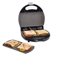 Get Oster 3887 Sandwich and Grill Maker Black at Rs 1299 | TataCliq Offer