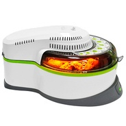 Get Oster CKSTHF Halo Air Fryer White & Green at Rs 6299 | TataCliq Offer