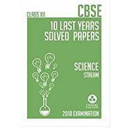 Get Oswal Cbse Last Years Solved Paper Ii (Science Stream) Class 12 For 2018 Exam at Rs 472 | Amazon
