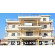Get OYO 10708 Hotel Shree Krishna Spritual Stay Just Rs.821 (for 1Guest,1 Room,1 Night) at Rs 821 |