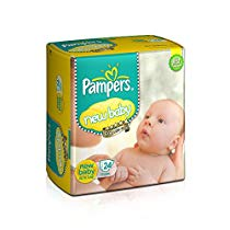 Get Pampers New Baby Diapers (24 Count) at Rs 248 | Amazon Offer