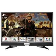 Get Panasonic 108.2 cm (43 inches) Viera TH-W43ES48DX Full HD Smart LED TV at Rs 36999 | Amazon Offe