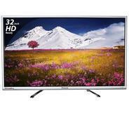 Get Panasonic 80 cm (32 inches) Viera Shinobi , super bright TH-32E460D HD ready LED TV (Black) at R