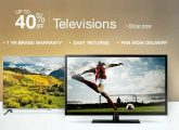 Get Panasonic LED TVs's upto 36% off +10% off + Free Wall Mount + Exchange offer   | Flipkart Offe