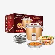 Get Panasonic SR-WA18GH- (Gold) 1.8 L Automatic Cooker (Gold) at Rs 2449 | TataCliq Offer