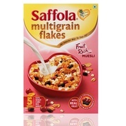 Get Pantry - Saffola Multi-Grain Flakes Fruit Rush - 400gm at Rs 199 | Amazon Offer