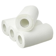 Get Pantry - Solimo 2 Ply Kitchen Towel Paper Roll - 4 Rolls (168 gm/roll) at Rs 209 | Amazon Offer