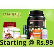 Get Patanjali Corner Start Rs.99 | Shopclues Offer