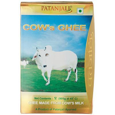 Get Patanjali Cows Ghee 1Ltr Pack Of 1 | paytmmall Offer