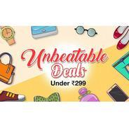 Get Paytmmall Unbeatable Deals - Under Rs.299 at Rs 299 | paytmmall Offer