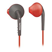 Get Philips ActionFit SHQ1200 Sports In-Ear Headphones (Orange and Grey) at Rs 549 | Amazon Offer