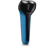 Get Philips AT600/15 Shaver For Men (Black and Blue) at Rs 1495   Flipkart Offer