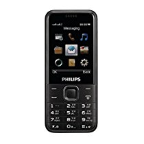 Get Philips Basic Feature Phone E162 Xenium (Black) at Rs 1199 | Amazon Offer