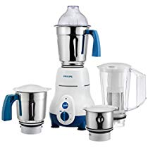 Get Philips Hl1645 750-watt 3 Jar Vertical Mixer Grinder and Blender Jar with Fruit Filter at Rs 408